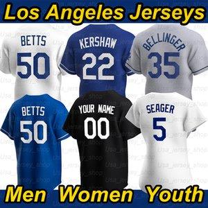 Лос-Анджелес 27 Trevor Bauer Mookie Betts Jersey Cody Bellinger Clayton Kershaw Corey Seager Justin Turner Julio Уриас Дэвид цена