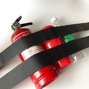 Car Organizer Trunk Fire Extinguisher Magic Belts For SantaFe Veracruz Mistra Tucson Veloster Rohens AZERA Avante IONIQ