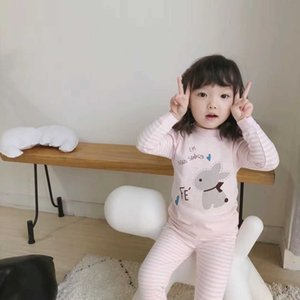 Children's Underwear Autumn Colored Cotton Girl's Clothes Baby's Suit Boy's Pants Baby 0-2-4 Years Old