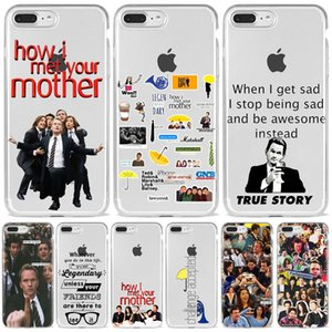 America Sitcom How I Met Your Mother Himym Quotes Cell Phone Cover Case for IPhone 8 7 6 6S Plus X 5S 11 Pro Xr Xs Max Fundas