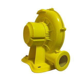 The New Electric Plastic Enclosure Blower Fan Commercial Inflatable Bounce Blower for Inflatable Arches and Inflatable Castles Free Shipping