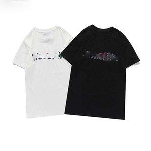 Nouveau T-shirt Tee Coton Street Street Skateboard Hommes T-shirt Hommes Femmes manches courtes Casual Tee Siz S-XXL