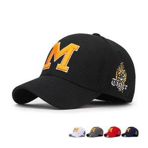 볼 캡 2021 엘라스 스티고 패브릭 조정 가능한 블랙 야구 모자 힙합 유니섹스 스냅 백 트럭 운전사 모자