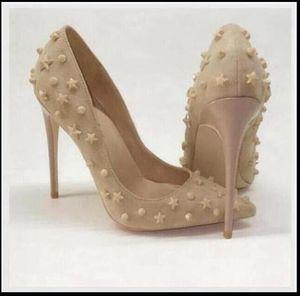 LOUBOUTIN CHRISTIAN big plus size 45 heel 8cm 10cm 12cm Pumps Womens Red Bottom Shoes Brand High Heels Stiletto heel Shoes red sole danc ccv
