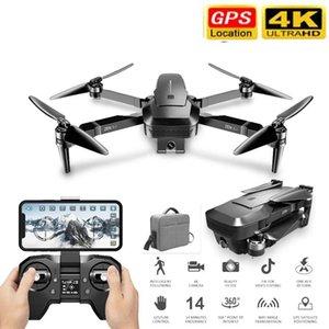 Nuevo VISUO ZEN K1 Quadcopter WiFi FPV con cámara Gimbal de 4K GPS sin escobillas RC DRONE DRONE HELICOPTER RTF NIÑOS Regalo