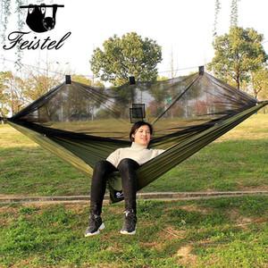 Mosquito Hammock mosquito net camping Parachute Hammock Net 300cm 260cm