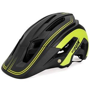 BATFOX / Beaver Beaver Casque de vélo intégré Helmet de vélo de vélo de montagne F692 PC + EPS AQHI003
