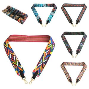 Sacs de ceinture colorés Accessoires cadeau pour femmes arc-en-ciel d'épaule d'épaule pendante sacs à main sacs de sacs décoratifs sacs de sacs de sacs gratuits