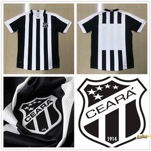 20 21 CEARA Football Jerseys Sobis Carvalho Goncalves Jacare Cleber Oliveira Fabinho Go Lima Custom 2020 Ceara SC Soccer Shirt Uniforme