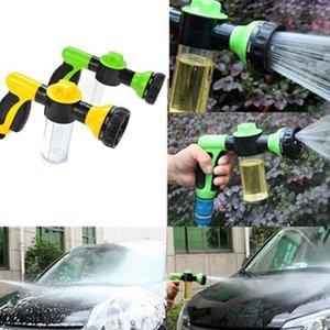 Garden Foam Water Sprayer Pressure High Watering Gun Tools Car