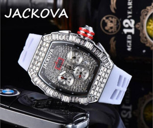 Luxury Diamond Mens Watch Full Function Rose gold Fashion Casual Watches Women Iced Out 2021 Hot Sale The New Wrist watch