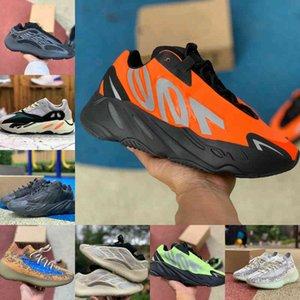 Commercio all'ingrosso di alta qualità inerzia mens scarpe da corsa V2 V3 380 ospedale Blue Wave Black Static Runner MNVN MNVN Grey Grey Bone Teephra Geode Sneakers da donna