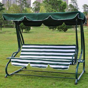 Swings Chair Awning Garden Courtyard Outdoor Swing Chair Hammock Canopy Summer Waterproof Roof Canopy Replacement Swings