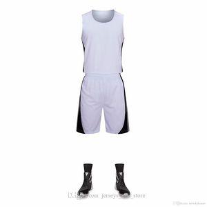 Custom Shop Basketball Jerseys Customized Basketball apparel Sets With Shorts clothing Uniforms kits Sports Design Mens Basketball A06-40