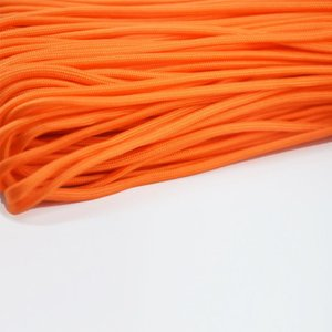 550 Paracord Rope 100 Meters 7 Strand Core Paracord for Survival Camping Rope Hiking Clothesline Dia.4mm Braided Bracelet