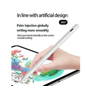 2021NEW أقلام القلم القلم الرصاص قلم رصاص محمول 5.0NEWST SMART- رقاقة ل iPad2018 و UP TouchScreen بالجملة