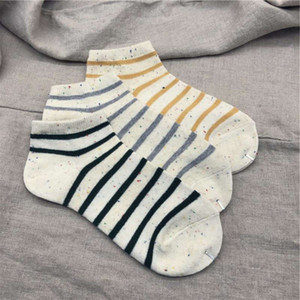 2020 Fashion Summer Men Sport Sock 20ss Mens Womens High Quality Cotton Boat Sock Men Basketball Sock Men's Underwear One Size