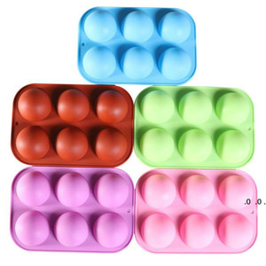 Round Silicone Chocolate Molds for Baking Cake Candy Cylinder Mold for Sandwich Cookies Muffin Cupcake Brownie Cake Pudding Jello FWA3760
