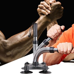 Arm Wrestling Wrist Power Trainer Hand Gripper Strengths Arm Strength Muscles Exercise Increase Portable Home Gym Sport Fitness Equipment