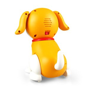 Funny Electronic Musical Electric Walking Dancing Smart Robot Dog Kids Toy Talking Remote Control Kids dog For Birthday