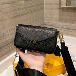 حقيبة يد متعددة pochette Hanghhangbag النساء مصممون مصممون 2521 Zhouzhoubao123 المحافظ حقائب اليد البسيطة حقيبة crossbody louisbag_18 0qga