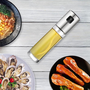 BBQ Olive Oil Vinegar Sprayer Spray Oil Portable Bottle Oil for Tools Salad Kitchen Dispenser Cooking