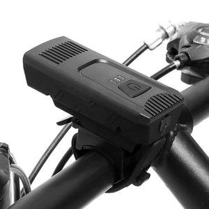 Usb recarregável bicicleta luz venda quente portátil delicado 55 lúmen quatro moda plástico farol frontal de bicicleta