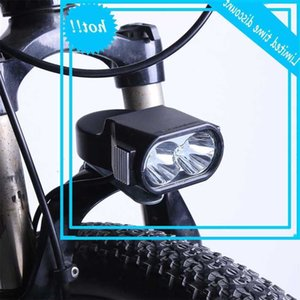 Electric bicycle Front Light 36V 48V 60V E-Bike headlamp Accessories Bikes Portable dust cover Bike parts