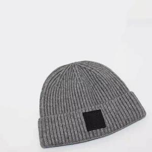 7 colori caldo beanie uomo donna cranio tappi caduti inverno traspirante benna benna cappello cappello tappo di marca di buona qualità taglia gratis