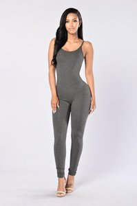 Sleeveless Bodysuit NEW Backless LU-20 Overalls 2020 Sexy Women Jumpsuits One Piece Yoga Set Long Pants Fitness Workout Leggings Tights