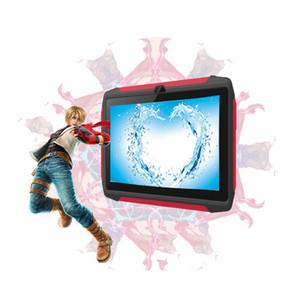 NOUVEAU Tablet Kid Tablet PC Q98 Android 9,0 Quad-Core Tablette pour enfants 7 pouces 1 + 16g WiFi Machine d'apprentissage WiFi 1.5GHz Multi-linging Tabblet PC