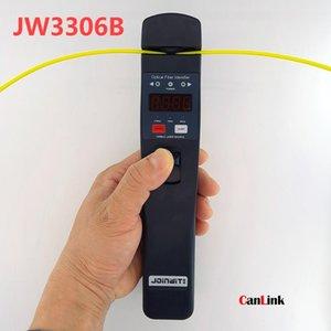 Hohe Qualität JW3306B Handheld Optische Faserkennung 250 2mm 3mm 800-1700nm 1310 1550nm 10mw VfL-Richtung Testor Kostenloses Schiff