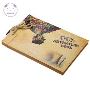 2021 New Angwing Diy Photo Scrapbook for Babies, 40-leaf Family, Travel Album, Birthday Present, Memory Album Wxaq