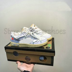 DUNKS LOW Lot 12 DEAR SUMMER The 50 OF Sports Shoes 05 Collection Sail White Black Pink blue orange 20 Men Women Off Sport Sneakers SB Outdoor shoe