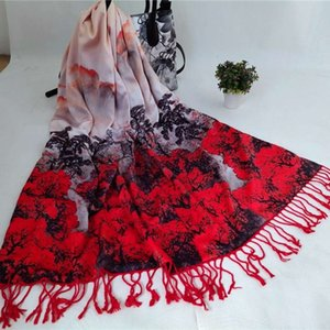 Kc1286 Deqing scarf for women in autumn and winter
