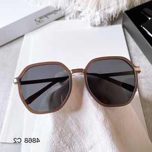 Sunglasses 2020 Summer Trend New Style Can Also Be Equipped with Myopia Polarizing Anti Ultraviolet Fresh Women's