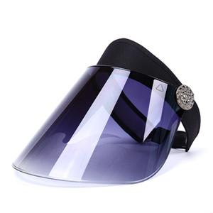 Мотоцикл солнцезащитный крем маска солнца шляпа летом велосипед творческий новый солнце шляпа пустая верхняя главная шляпа