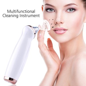 Facial Pore Vacuum Suction Blackhead Remover Skin Care Diamond Dermabrasion Machine Acne Pimple Removal Face Clean Tool