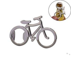 빈티지 금속 자전거 병 오프너 키링 와인 맥주 병 사이클링 애호가 키 체인 웨딩 호의 파티 선물 선물 NHE7196