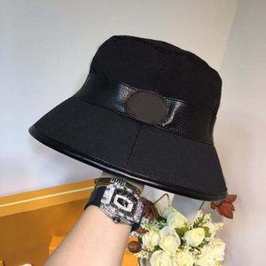 Модное ведро шляпа Мужчины женщины оснащены спортивным пляжем папа Рыбак шляпа шляпа плита бейсбольная кепка крышка отказов дизайнер оптом