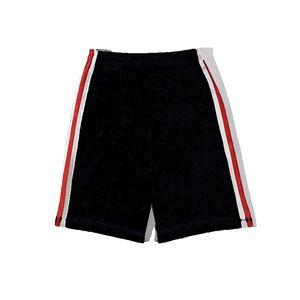 Homens Casual Shorts Homens Calças curtas Carta Calças de impressão Moda Moda Verão Cool Shorts Hot Calças Relaxado Rua Style 2021 New Hot