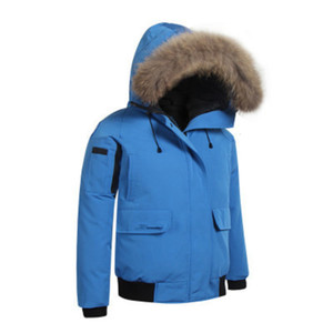 2021Outdoor Thickened Warm Wind Waterproof Cold Proof Short Winter Coat Men Fur Leather 2021 Oversized The Designer Jackets Korean Fashion