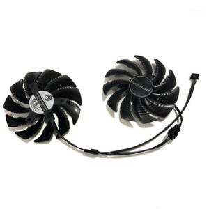 PLD09210S12HH 87mm Graphics Card fan GPU Cooler For GeForce Gigabyte GTX 1070 GTX1070ti WINDFORCE Card As Replacement1