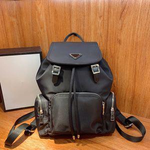 Size: 21 32cm Designer Backpack Fashion Nylon Large Capacity Travel Bag 2021 Luxury Backpacks