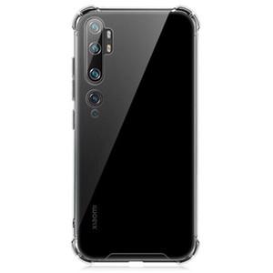 Прозрачный акриловый ударопрочный жесткий PC TPU Clear Case для Redmi 7a 8A 9A 9C Примечание 7 8 9 10 PRO 9S Xiaomi 10