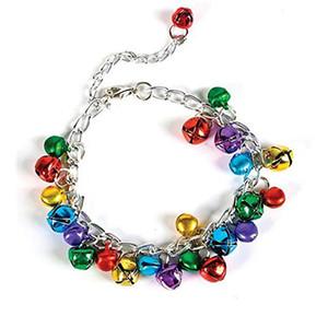 Best selling Zircon Bracelet Ring children's colorful bell Bracelet
