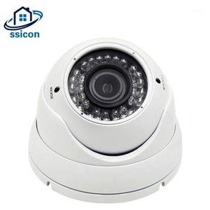 Vigilancia de la cúpula Cámara CCTV Cámara AHD Carcasa de metal 2.8-12mm Lente 4x Zoom manual IR Night Vision Security Home Camera1