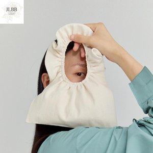 Toile pli lotus feuille femme sac à main petit bracelet sac à poignet 2021 Actualités d'été Design Sacs à bandoulière femelle pourpre et sac à main Hobos