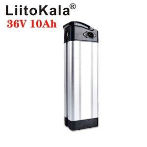 Liitokala 36V Whitebait Батарейный пакет с алюминиевой оболочкой, велосипедным скутером Маленький генератор 10ah Емкость, длительные батареи жизни и лучшая защита BMS