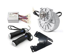 450W 36V MY1018 DC Gear Motor Spazzolato, Motore per biciclette elettrico, Kit spazzolato Ebike